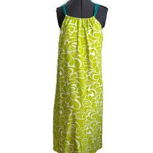 Athleta Kokomo Sport Dress XL Green Tie  409079